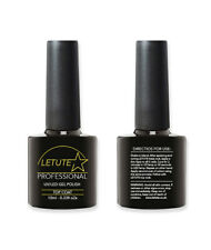LETUTE™ Top Coat - Professional UV/LED Soak Off Nail Gel Polish 10ml