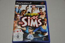Playstation 2 Spiel - Die Sims - EA Games - komplett Deutsch PS2 OVP