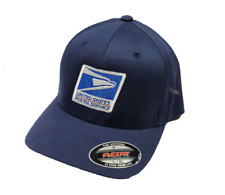 USPS FLEXFIT Style 6277 Embroidered on Front Warm Baseball Hat Cap