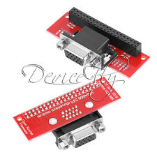 Gert-VGA 666 VGA666 Module Adapter Board For Raspberry Pi 3 B 2 Model B+ A+