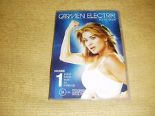 CARMEN ELECTRA'S FIT TO STRIP VOLUME 1 DVD vol strip your way fitness R4