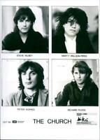 "Band ""The Church"" - Vintage photograph 3669870"