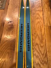 """73"""" Ladies Cross Country Skis Meergans Pre Owned"""
