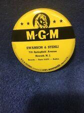 VINTAGE MGM RECORD CLEANER SWANSON & STEHLI SPRINGFIELD AVE NEWARK NJ