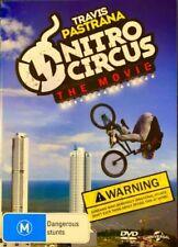 NITRO CIRCUS THE MOVIE – DVD- REGION: 2+4- NEW- FREE POST IN AUSTRALIA