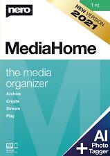 Nero Media Home Unlimited - Organisieren-Abspielen-Streamen-Musik-Videos-Fotos