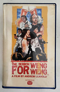 SEARCH FOR WENG WENG (Andrew Leavold's 2013 documentary) last LTD ED VHS left!