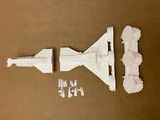 DIY kit of Radiant VII spaceship from Star Wars (X-wing)