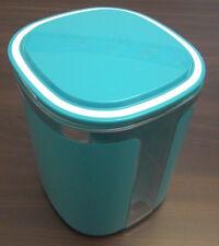 Tupperware A 35 Skyline 1,5 l Dose Behälter f. Kaffee Reis Zucker Türkis Neu OVP