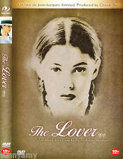 The Lover DVD {Adult  uncut} - Jane March Tony Leung (NEW) A Great Classic Film