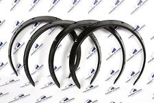 Universal JDM Fender Flares over wide body wheel arches ABS 60mm 4Pcs