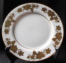 "Vintage CAVERSWALL Fine Bone China England GRAPEVINE Pattern 8 1/4"" Salad Plate"