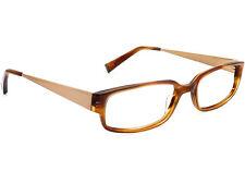 Oliver Peoples Eyeglasses Alter-Ego SYC Brown/Gold Frame Japan 51[]17 140
