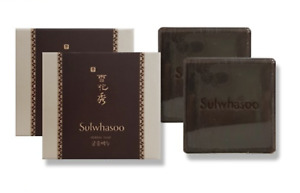 Sulwhasoo Herbal Soap Royal Cleansing Red Ginseng Soap 50g x 2pcs US Seller