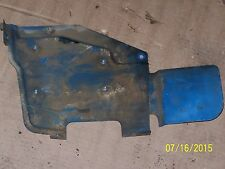 Ford 2000, 3000, 4000 Tractor Fire Wall, Sheild