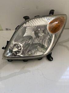 2006 Scion XA Left Driver Side Headlight Oem 8117052641