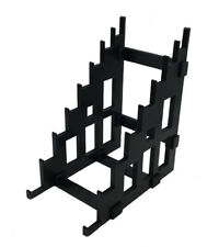 Knife Display Rack - Knife Stand For 7 medium to large Knives - High Quality