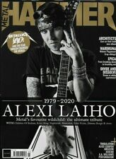 Metal Hammer Magazine March 2021 (Alexi Laiho Tribute, Slayer, Architects)