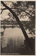 Ansichtskarte Ostpreußen  Rudczanny - Blick auf den Niedersee
