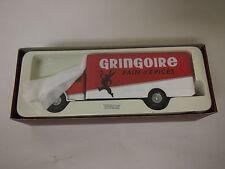 BERLIET GLR 8 FOURGON-PAIND'E PICES GRINGORE-CORGI 1/50SCALE #73003