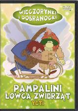 Pampalini Lowca Zwierzat: - Yeti (Dvd) bajki Polski Polish