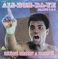 """Vinyle 45T Michael Masser & Mandrill """"Ali-bom-ba-ye"""""""