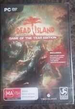 Standard Edition - Dead Island - Game of the Year (PC DVD) Brand new and sealed