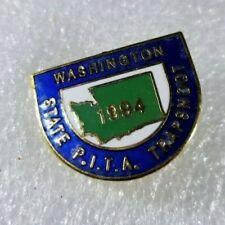 Washington State P.I.T.A. Trapshoot / 1994 / Lapel Hat Pin