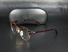 RayBan RX4246V 2372 RED HAVANA DEMO LENS 49 mm Unisex Eyeglasses