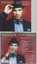 CD--ROGER CICERO -- -- BEZIEHUNGSWEISE