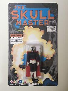 """The Skull Master"" Custom Handmade Tribute Warrior Beasts Skullman Remco MOTU"