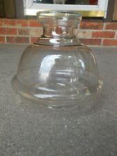 Clear Glass Lamp Shade Globe Chimney