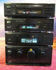 Onkyo Suround Anlage A-911/C-711/T-409/SR-211Pro  Amp/CD Player/Tuner/Processor