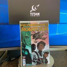 Robotech #21 2019 Titan Comics