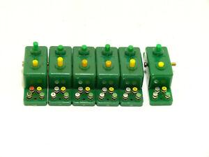 Trix Minitrix 66595 Dual Action Encoder Control Switch 6 Piece