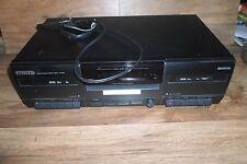 Vintage Kenwood CT-201 Dual Cassette Deck EXC * Worldwide *