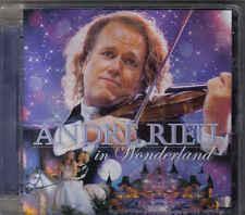 Andre Rieu-In Wonderland 2 cd Album