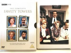 Fawlty Towers : The Complete Collection BBC DVD