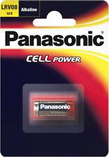 LRV08 Panasonic Car Alarm Battery Alakaline Long Life Small 12 Volt Cell Power