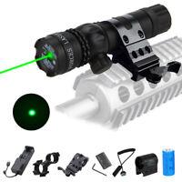 Rot/Grün Dot Laservisier 45 Offest Side 20mm Schienenhalterung für Zielfernrohr