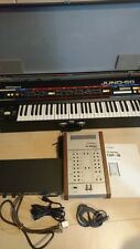 Three-piece set of Roland JUNO 60 · interface MD-8 · interface OP Japan  F / S*