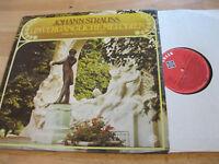 LP Strauss Unvergängliche Melodien Leichtes Blut  Vinyl Telefunken 6.22392 AK