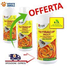 Zapi TETRACIP MULTI Insetticida CONCENTRATO  1000 ml / 1 Lt  - Azione Rapida