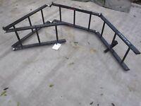Ex Army Bayley 3.7m Folding Assault Ladder Police Military UKSF SAS Loft Access
