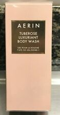 Aerin Tuberose Luxuriant Body Wash 7.6 Fl. Oz. New Sealed