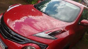 Eyebrows Headlight for Nissan JUKE 2015 - (after restyling)