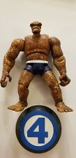 """MARVEL LEGENDS 6"""" THE THING FIGURE FROM FANTASTIC FOUR BOX SET"""
