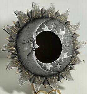 Mirrored Wall Décor - Moon & Stars