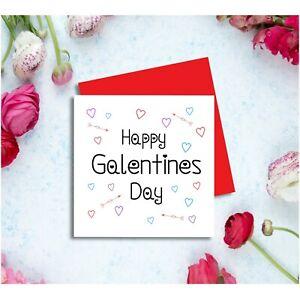 Galentines Card - Best Friend Card - Valentines - Bestie - Love Cards