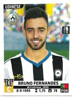 PANINI CALCIATORI 2015/16 BRUNO FERNANDES STICKER NO 579
